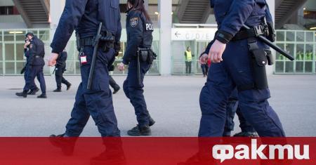 Полицията в Австрия съобщи, че е задържала 47-годишен руски гражданин,