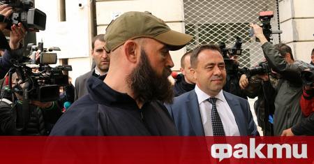 Специализираният наказателен съд остави за постоянно в ареста заместник-министъра на