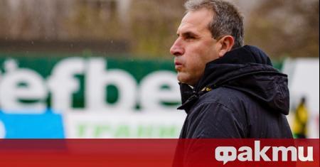 Димитър Димитров коментира темата за чужденците в българския футбол. Треньорът