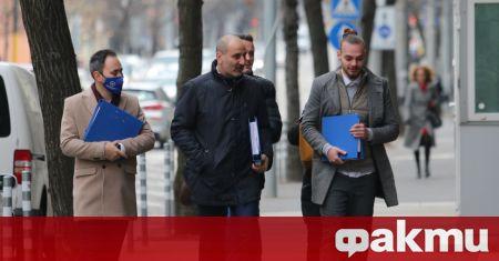 Партията на отцепилия се бивш зам.-председател на ГЕРБ Цветан Цветанов