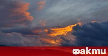 Днес над страната ще е предимно облачно, предаде БНТ. На