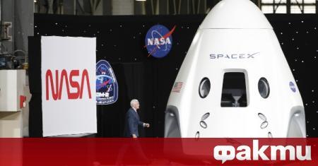 Компанията SpaceX е използвала руски елементи в кораба Crew Dragon.