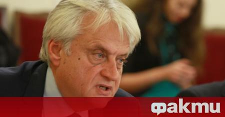 Президентът Румен Радев назначи с указ Бойко Рашков за член