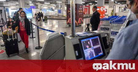 Опит да мине през македонско летище с български паспорт направи