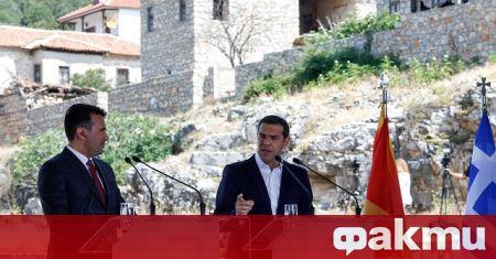 Гърция призова премиера на Северна Македония да изпълни изцяло споразумението
