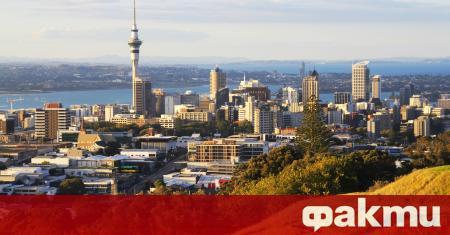За първи път от три седмици Нова Зеландия съобщи за