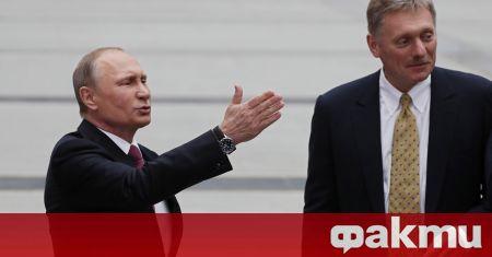 Липсата на планове за съвместна пресконференция на президентите на Русия