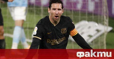 Барселона и Лионел Меси са започнали преговорите за нов договор