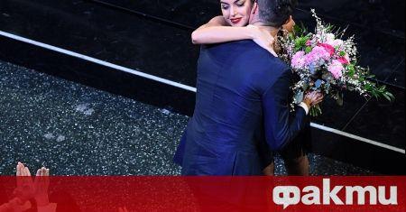 Звездата на Ювентус Кристиано Роналдо и половинката му Джорджина Родригес