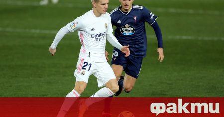 22-годишният норвежки халф Мартин Йодегор е пожелал да напусне Реал