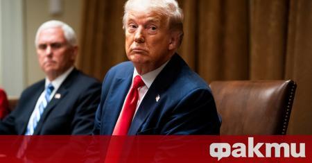 Американският президент Доналд Тръмп има нарцистично разстройство на личността, твърди
