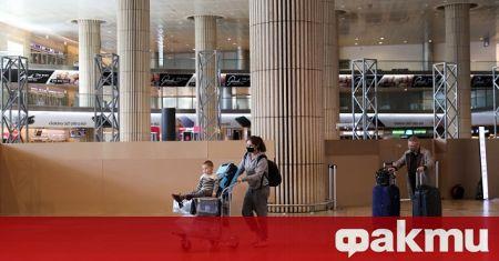 Израел ще позволи на ваксинирани групи чуждестранни туристи да влизат