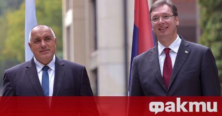 Президентът на Сърбия Александър Вучич пристига на работно посещение в