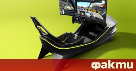 Британският производител на суперавтомобили Aston Martin представи първия в историята