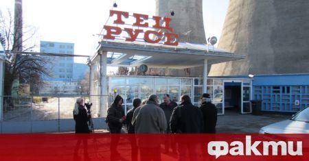 Авария в ТЕЦ-а в Русе остави без парно целия град,