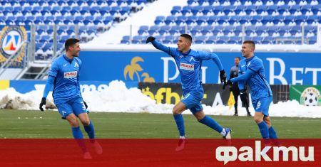Крилото Здравко Димитров вероятно ще се превърне в поредния футболист,