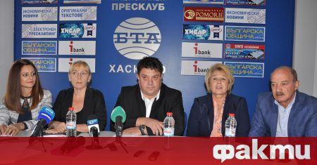 Бившият икономически министър Делян Добрев осъди на първа инстанция евродепутата
