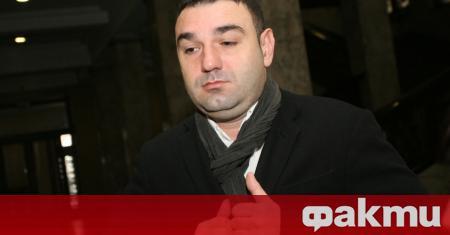 Върховният касационен съд (ВКС) потвърди признаването на Михаил Туцов (Мишо