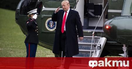 Социалната мрежа Twitter отново се намеси след публикации на президента