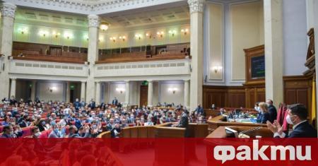 Правителството в Украйна обяви, че ще заведе дело в Международния