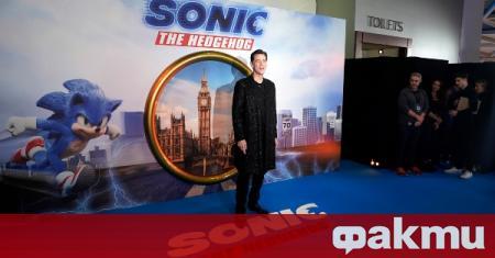 """Втора част на филма """"Соник"""" получи одобрение, съобщи Digital Spy."""