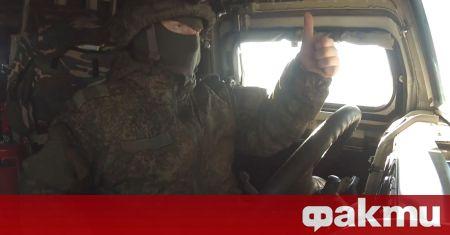 Руски войник от базата на РФ в Армения е открит