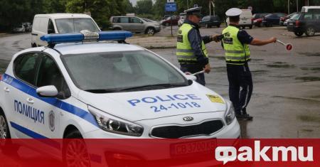 31-годишна жена от Добрич е била задържана за шофиране с