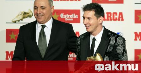 Христо Стоичков е лидер в класация на Барселона, но този