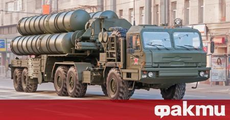 Турция е тествала руските зенитно-ракетни комплекси С-400 върху произведени в
