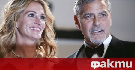 Джордж Клуни и Джулия Робъртс ще си партнират във филма