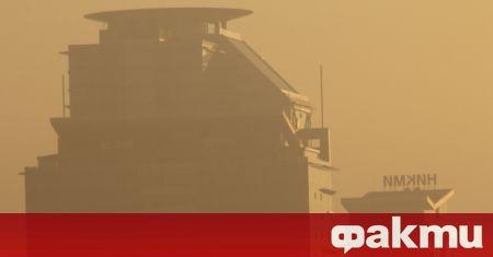 Комплексни са причините за замърсяването на въздуха в София, затова