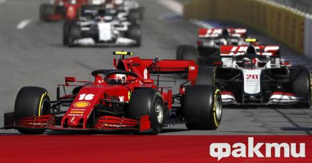 Ferrari ще продължи да въвежда новости по болида си SF1000