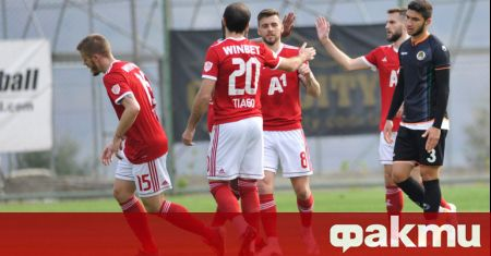 ЦСКА победи Септември (Симитли) с 3:0 в трета си контрола,