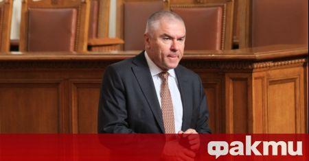 Преди дни лидерът на ВОЛЯ Веселин Марешки в ефир хвърли