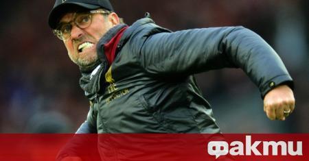 Мениджърът на Ливърпул Юрген Клоп е убеден, че Хосеп Гуардиола
