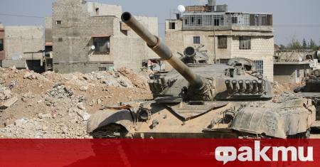 Русия е заловила трима сирийски бойци в Тадмор, близо до