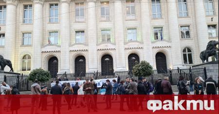 105-ият ден на протести срещу кабинета и главния прокурор Иван