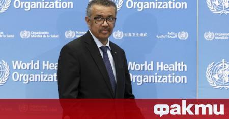 Световната здравна организация предупреди страните по света да бъдат предпазливи