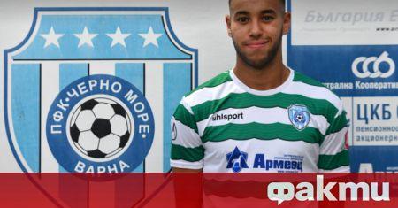 Бранителят Сами Ел Анаби официално е футболист на Черно море.