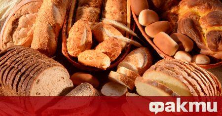 Съхраняването на черен и бял хляб заедно при високи температури
