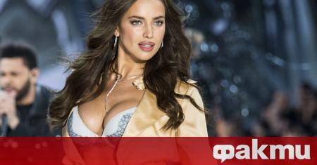 Безспорно Ирина Шейк е един от най-търсените модели в последните