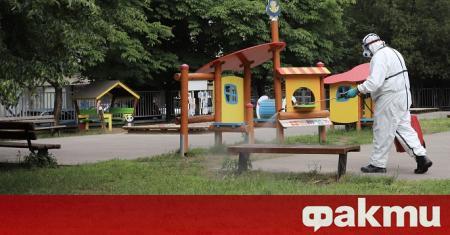 """Яслена група """"Мечо Пух"""" в детска градина """"Лястовичка"""" във Варна"""