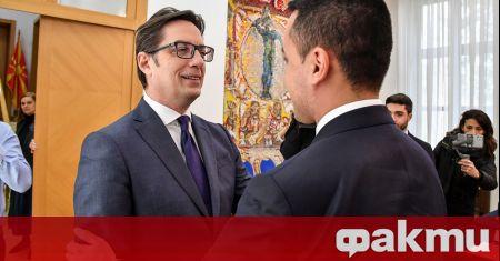 Северна Македония не вижда Европейската икономическа зона като алтернатива на