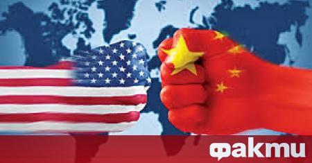 Китай предупреди САЩ да не си играят с огъня. Предупреждението
