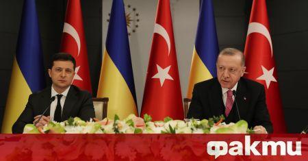 Турският държавен глава Реджеп Ердоган подкрепи Украйна, съобщи РТ.Украинският държавен