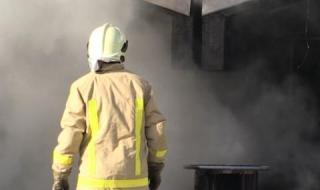 Мъж загина при пожар в свиленградско село