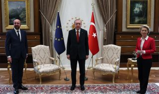 Турция разкри истината за стола на Урсула фон дер Лайен