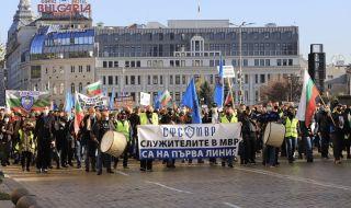 Синдикатът на МВР осъди мотивите на ГЕРБ за отказ от добавки за всички деца