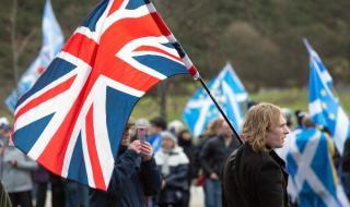 Мнозинството в Шотландия подкрепя независимост