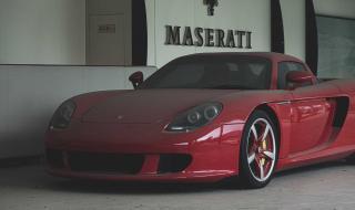 Намериха изоставено Porsche Carrera GT в Китай